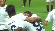 Raddoppio della Lazio a San Siro: goal di Cissè!