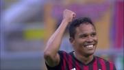 Raddoppio di Bacca, il Milan vola contro il Torino