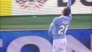 Radu, grandissimo goal di potenza contro il Pescara