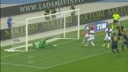 Rafael nega la rete al Parma parando miracolosamente il colpo di testa di Felipe