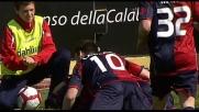 Ragatzu aggancia il Milan al Sant'Elia: è il goal dell'1-1 per il Cagliari
