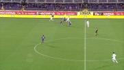 Felipe Anderson in contropiede chiude il match con il goal del 3-1 per la Lazio a Firenze