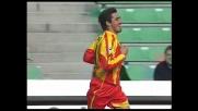 Il goal di Pianrdi porta in vantaggio il Lecce a Udine