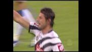 Iaquinta punisce la Sampdoria, 2-0 per l'Udinese