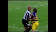 Jancker in ritardo su Diana, fallo evidente in Udinese-Parma