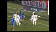 Riganò firma il goal del pari per l'Empoli contro il Treviso