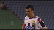 Rigore di classe per Di Natale: è il goal dell'1-1 col Parma