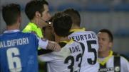 Rigore dubbio per l'Empoli contro l'Udinese