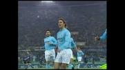 Rigore impeccabile per Claudio Lopez contro l'Inter: Lazio in vantaggio