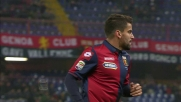 Rincon recupera in tackle evitando il contropiede della Fiorentina