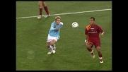 Ripartenza spettacolare di Mancini contro la Lazio