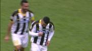 Di Natale con una magia di tacco realizza il goal vittoria dell'Udinese