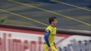 Paloschi regala al Chievo il goal del momentaneo vantaggio