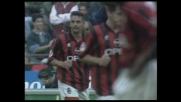 Roberto Baggio incanta San Siro segnando un goal fantastico contro il Napoli