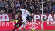 Robinho, finta e goal in rapidità contro il Torino