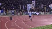 Rocchi con un goal all'incrocio raddoppia il vantaggio laziale sul Milan all'Olimpico