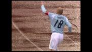 Rocchi fa impazzire l'Olimpico: un goal da tre punti contro la Sampdoria