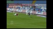 Rocchi firma il goal del vantaggio della Lazio a Udine