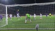 Rodriguez ci mette la testa e segna contro il Livorno