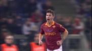 Romagnoli, goal di testa contro il Genoa