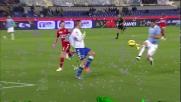 Romagnoli nega la gioia del goal a Djordjevic