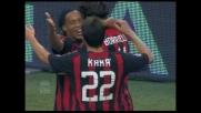 Ronaldinho, altra perla a San Siro contro la Sampdoria