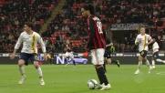Ronaldinho concede spettacolo contro il Lecce