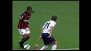 Ronaldinho fa impazzire la difesa del Bologna tra gli applausi di San Siro