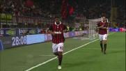 Ronaldinho raddoppia contro la Juventus: destro perfetto contro Buffon
