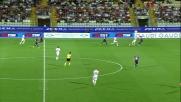 Roncaglia anticipa Borriello e salva la Fiorentina