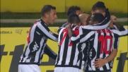 Rosina anticipa tutti e sigla il goal del 2 a 0 contro la Lazio