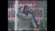 Rossini implacabile di testa contro il Milan