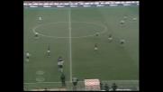 Rossini spreca la palla goal della vittoria in Milan-Atalanta