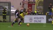 Crescenzi strattona Zapata: rigore per l'Udinese contro il Pescara