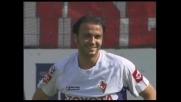 Rovesciata di Pazzini fuori di poco! Fiorentina vicina al goal a Cagliari