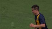 Orgoglio Iturbe: corsa e goal nel match Verona-Fiorentina