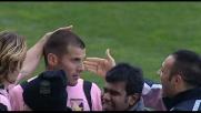 Nocerino realizza il goal del 3-0 e affonda la Lazio al Barbera!