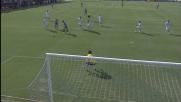 Papera di Agazzi, Bergessio non perdona e segna il goal del 2-0 del Catania