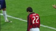 Rubinho nega la soddisfazione del goal a Kakà