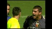 Rubinho stende Gilardino! Rigore per il Milan