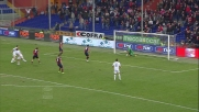 Rubino mette i brividi al Genoa ma il suo colpo di testa finisce alto