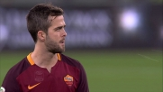 Rudiger porta in vantaggio la Roma sul Milan con un sinistro al volo