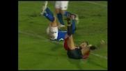 Rui Costa vicino al goal contro il Brescia, provvidenziale anticipo di Dallamano