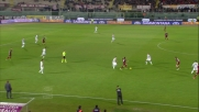 Ruleta di Paulinho in Livorno-Udinese