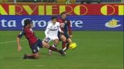 Favolosa scivolata di Kaladze per negare il goal a Coutinho