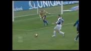 Dossena supera Balli con un goal in pallonetto e porta in vantaggio l'Udinese sull'Empoli