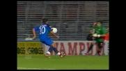 Il goal di Tavano vale il sorpasso sul Cagliari: 2-1 per l'Empoli