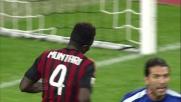 Muntari fa due goal alla Juventus con l'aiuto di una deviazione