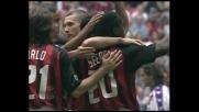 Seedorf a segno con un sinistro dal limite contro il Bologna