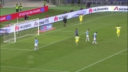 Higuain realizza il goal della doppietta a Roma contro la Lazio
